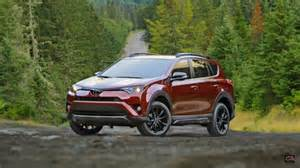 Toyota Rav4 Road 2018 Toyota Rav4 Review Ready For An Road Adventure