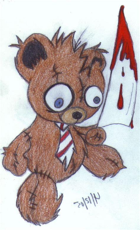 killer teddy killer teddy by djdaztec on deviantart