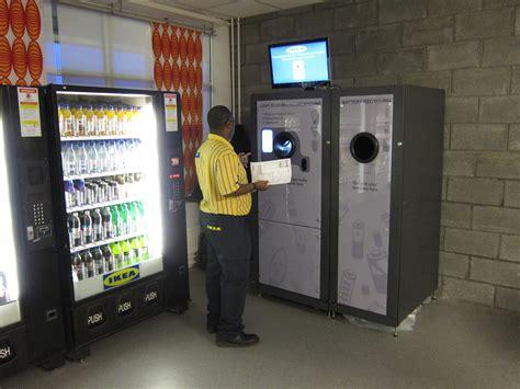 reverse vending machines reverse vending is a registered