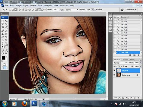 draw yourself illustrator how to make a cartoon of yourself on photoshop part 1