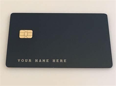 metal card template order now metal credit card