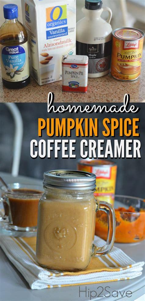 pumpkin spice for coffee 1000 ideas about pumpkin coffee creamer on pinterest