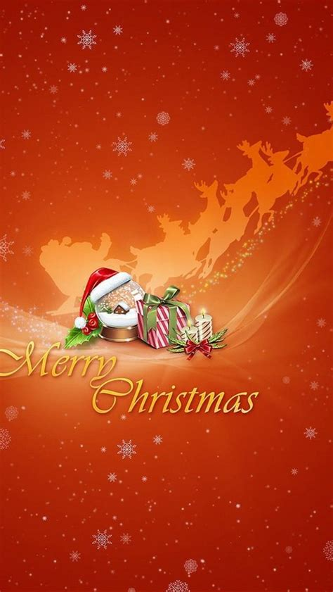christmas wallpaper for iphone 5 hd merry christmas iphone 5 hd wallpaper