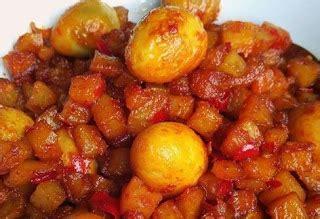 cara membuat mie goreng paling lezat cara praktis membuat sambal goreng kentang telur paling