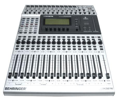 Mixer Digital Behringer Ddx3216 behringer ddx3216 digital mixer rechn 1j gew 196 hr ebay