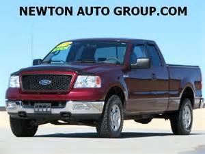 2004 Ford F150 Xlt Triton 2004 Ford F 150 Xlt Supercab 4x4 5 4 Triton Alloy Wheels
