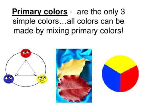 define primary colors ppt use chapter 11 to define powerpoint presentation
