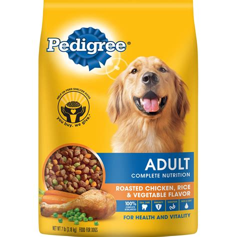 pedigree puppy chow pedigree complete nutrition food petco