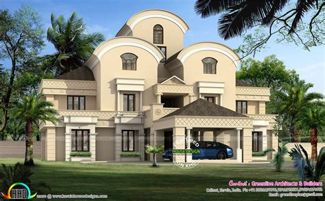 arabic house designs and floor plans luxury arabian style home design kerala home design and