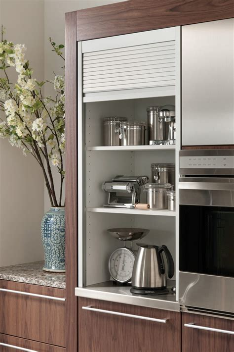 wood mode cabinet accessories kitchen storage ideas pantry and spice storage accessories