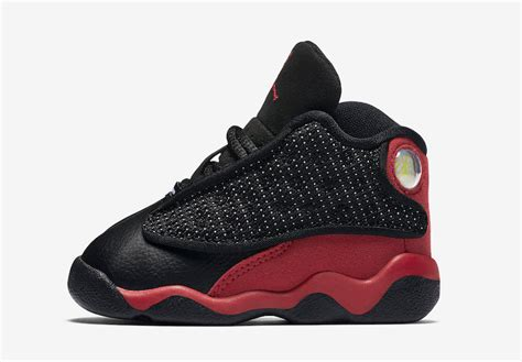 Air 13 Bred air 13 retro bred family sizing sneaker bar detroit