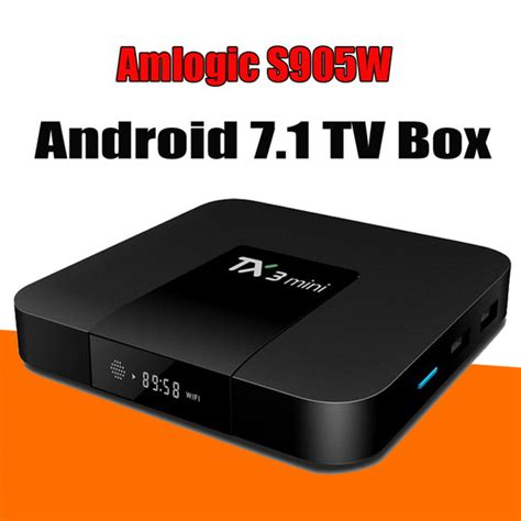 Custom Tx3 Pro Tv Box Android 1g 8g Marshmallow technical android