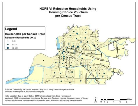 appendix  maps memphis demographics  housing
