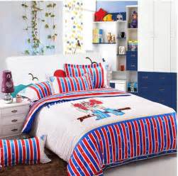 100 cotton transformer bedding set boys fitted sheet