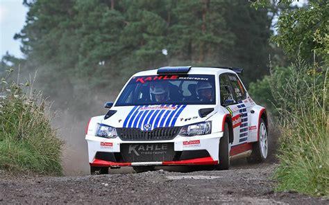 Rally Autos Leistung by Rallye Pacejov 2017 Leistung Gut Praxis Fehlt Kahle