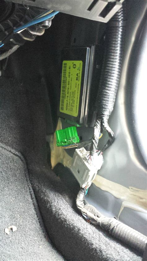 2007 acura mdx hfl module hfl bluetooth module location and replacement