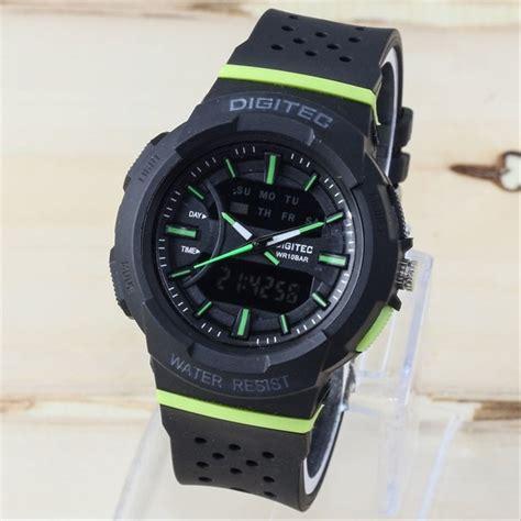 jual terbaru jam tangan pria digitec diameter kecil dg