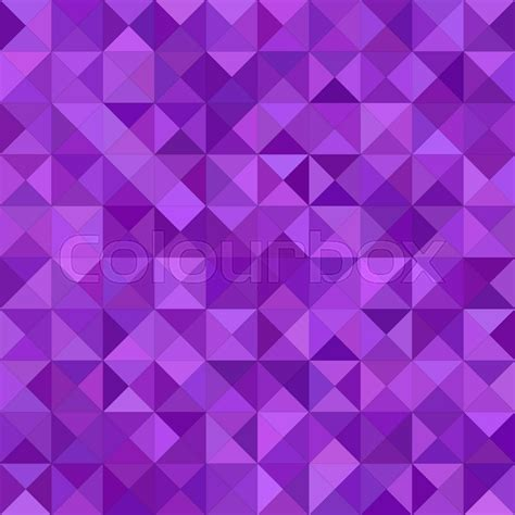 purple layout vector purple color triangle mosaic vector background design