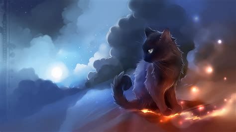 wallpaper chat hd warrior cat wallpapers hd wallpapers id 12401