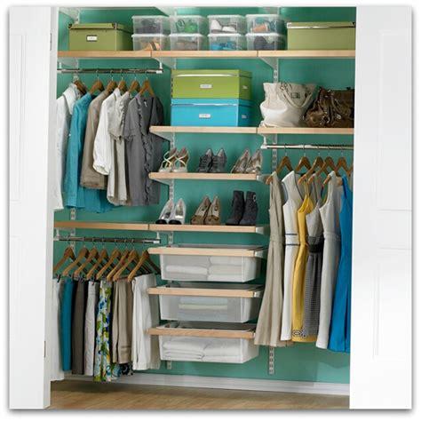Organizing Your Closet by Symphony Organizing Your Closet