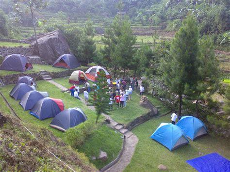 batu tapak camping ground camping outbound gathering