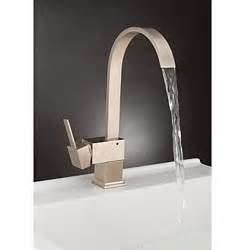 faucet modern kitchen bathroom