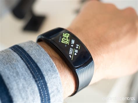 samsung gear fit 2 pro on simple improvements to