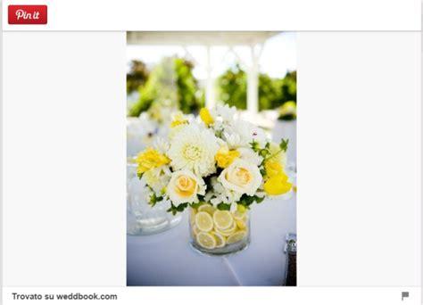 centrotavola frutta e fiori centrotavola matrimonio 5 idee alternative al classico