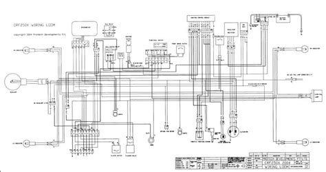 wiring diagram for 1992 honda trx250x wiring motorcycle