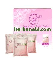 Pembalut Hibis Hpai By Herba Ind pembalut herbal hibis hpai asli murah surabaya sidoarjo