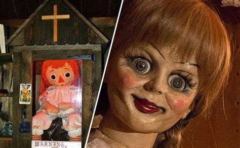 imagenes reales de la muñeca annabelle la espeluznante historia de la verdadera mu 241 eca annabelle