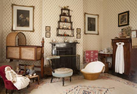 Dollhouse Kitchen Furniture nursery victorian mini