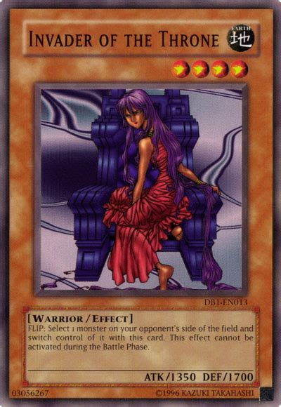 Kartu Yugioh Protector Of Throne invader of the throne yu gi oh fandom powered by wikia