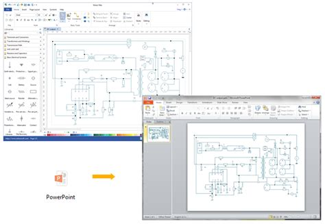 circuit diagram powerpoint wiring diagram with description
