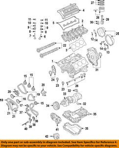 Audi Oem 07 12 A8 Quattro Vvt Variable Valve Timing