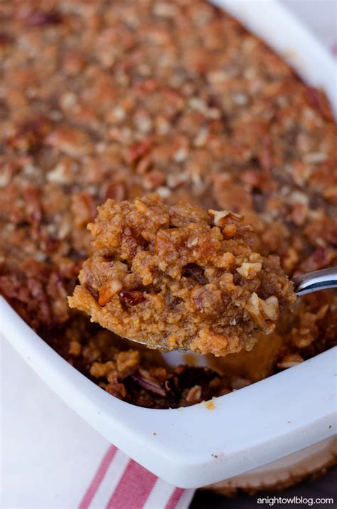 easy sweet potato casserole recipe