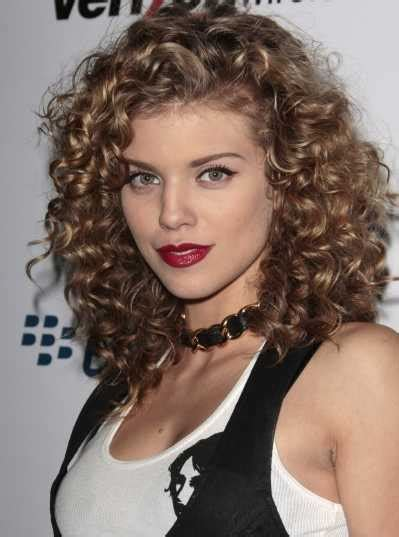 haircuts for curly hair short length sensational medium length curly hairstyle for thick hair
