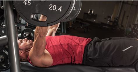 poliquin bench press smash your bench press max with wave loading