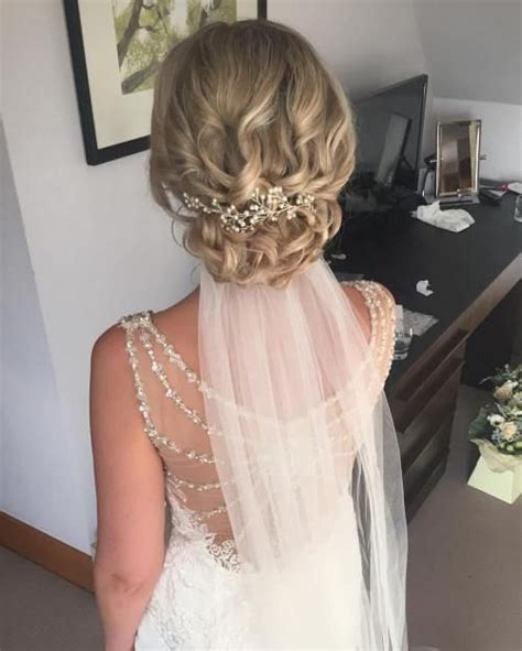 top 20 wedding hairstyles for medium hair in 2019 the