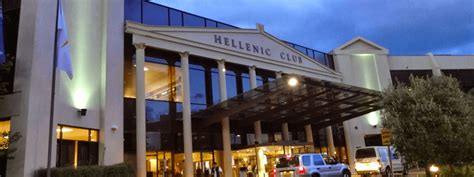 Of Canberra Mba by Hellenic Club Of Canberra Kynetic Construction
