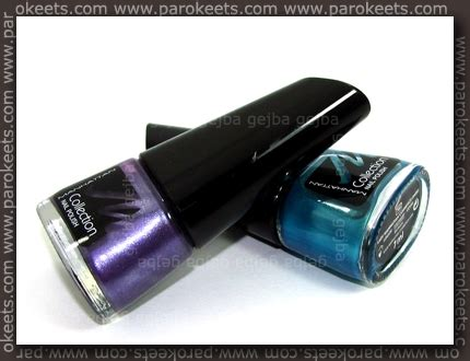 Modelco Limited Edition Collection Colour Coffret by Manhattan Colour Collection Le 57m And 78k