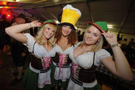 oktoberfest   london    bavarian fancy dress