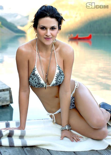 leryn franco polaroids swimsuit photos paraguayan olympian