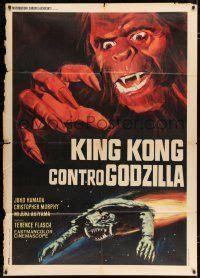 gamera tai daiakuju giron 1969 full movie emovieposter com 2p199 gamera vs guiron italian 1p 69 deceptive different art of the giant