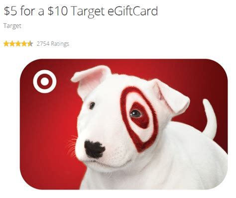 Gift Cards Half Off - run run run score a target gift card for half off right now go go go