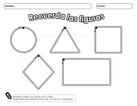 figuras geometricas kinder las figuras geom 233 tricas para ni 241 os material para