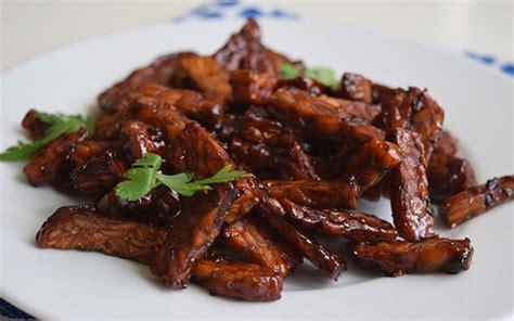 cuisiner tempeh tempeh goreng spicy tempeh vegan one