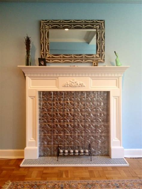 17 best ideas about faux fireplace on
