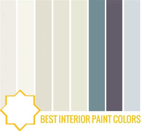 best interior paint colors farrow and pointing benjamin cloud white benjamin