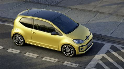 volkswagen up yellow vw preparing up gti